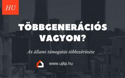 Többgenerációs vagyon LTP-vel?