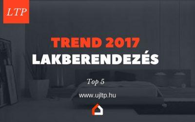 [5 legjobb] Lakberendezési trend 2017